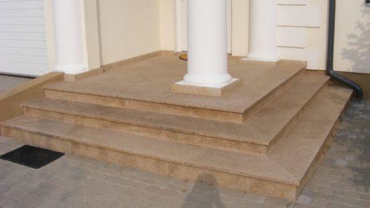 schody tarasowe